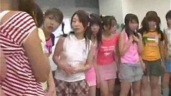 Japanese Schoolgirl Loves Fucking Her Teacher
