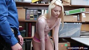 Watch Punishing Blonde Sucker