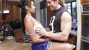 Thailand Eskimo Cheerleader gets fucked