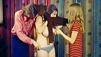 All swedish vintage chums sister films