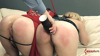 Chef Stella is secret sissy and wants to get fucked in her ass