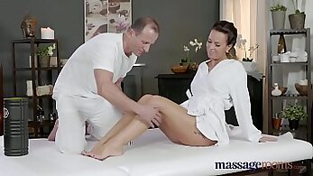 Balls Of Milf They fuck physical and massage