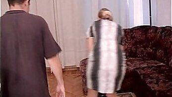 Stepmom Reginald Rossi and Sophie Lynx getting deep smas