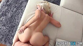 Blonde Goddess Asa Akira Masturbates