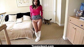 Big Tit Babe Carmen Sexx Cums Good With Cock