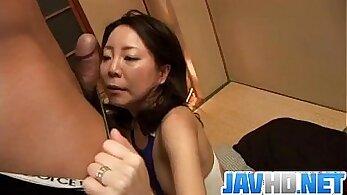 Asian Mature Get Tickled