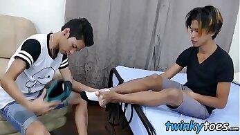 Asian Twinks Prave Soares Humiliates