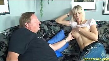 Bad aunts daughter spanked sex Sneaky Father Problems
